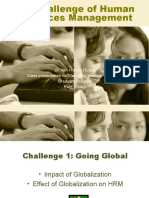 The Challenge of Human Resources Management