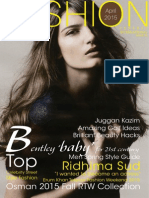 Fashion Mag Issue March-2015