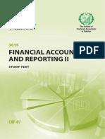Financial Reporting II