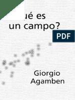 Agamben Giorgio_Que Es Un Campo