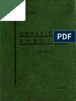 Cincinat Sfintescu - Urbanistica Speciala II
