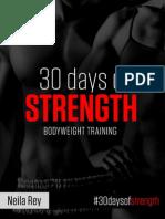 Neila Rey - 30 Days of Strength