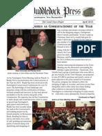 Puddledock Press April 2015