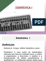 Estatística I - 2008
