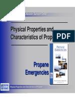 LPG Properties (ENGINEERING)