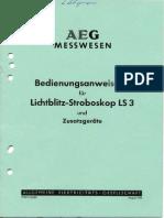 LS-3 - Stroboskop