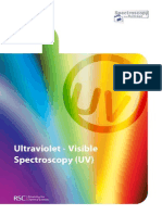 UV-Vis instrument