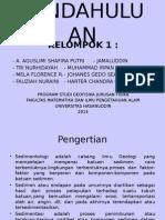 1. Sedimentologi