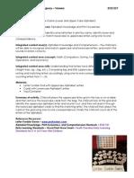 ecd 237 - literacy experience document