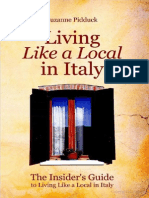 Living Like a Local in Italy