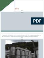 Prado Paper Factory