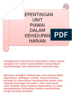 Unit Piawai