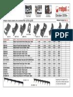 Relpol Price List