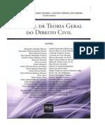 Manual de Teoria Geral Do Direito Civil - Ana c Brochado Teixeira e Gustavo p Leite Ribeiro