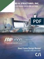 SAP2000 v17 - Steel Frame Design - EC-3-2005