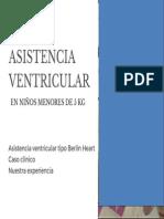 Asistencia circulatoria en urgencias