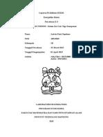 150331-Laporan Praktikum KI2241- E3- Diagram Terner Sistem Zat Cair Tiga Komponen