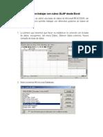 Manual Cubos OLAP Con Excel