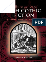 IrishGothicFiction History,Origins,Theories