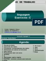 Exercícios Em C
