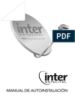 Intalacion de Tv Satelital Inter
