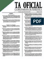 Gaceta Reglamento Lottt Abril2013