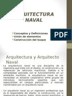 Arquitectura Naval 15 Abril 2014
