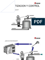 Automatizacion y Control Clase