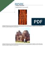 Badami Temple Chalukya