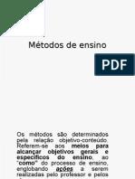 métodos de ensino - Libâneo.ppt