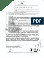 Ultimo Formato Requisitos Para Posesion