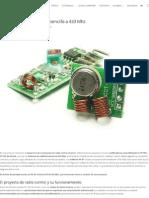 Proyecto de radio control sencillo a 433 Mhz.pdf