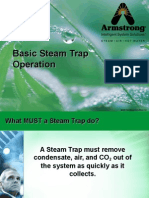 Basic Steam Trap Operation