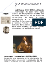 desarrollohistoricodelabiologiacelularymolecular-120312113518-phpapp01