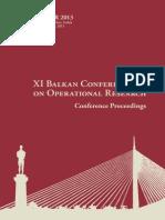 FINAL Balcor2013 Proceedings