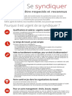 Tract Syndicalisation