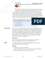 Living Non-livingk-2 Unit Guide