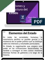 Funciones y Estructura Del Estado. Teoría General del Estado.