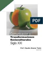 Alvarez Teran, Manual de Transformaciones Socioculturales en el SXXI