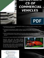 Aerodynamics of Truck