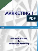 Marketing I - 2008