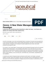 Ozone_ a New Water Management Paradigm _ Pharmaceutical Manufacturing