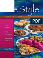 Nile Style_ Egyptian Cuisine and Culture_ - Amy Riolo