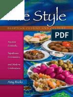 Nile Style_ Egyptian Cuisine and Culture_ - Amy Riolo