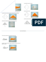 Cara Buat Origami Ikan