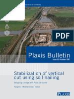 22 PLAXIS Bulletin Dilatancy