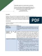 Propiedades Químicas de Aminoácidos y Proteínas.