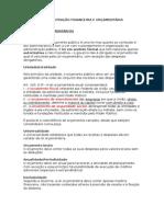 Resumo Administração Financeira e Orçamentária