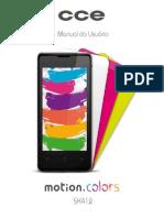 manual smartphone sk412