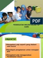 05-Pendekatan Inkuiri Dalam PdP Sains